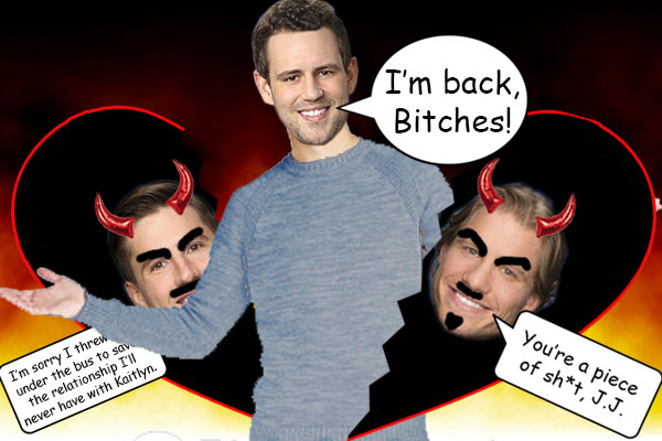 Bachelorette 2015 recap - Nick Viall Returns