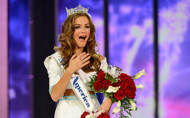 Miss America 2016 - Betty Cantrell