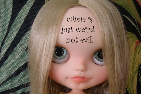 Doll that looks like Olivia