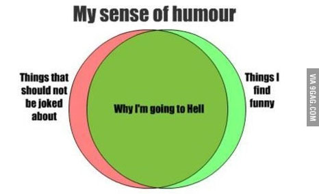 my_sense_of_humor why I'm going to hell