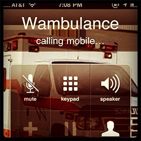 calling_wambulance