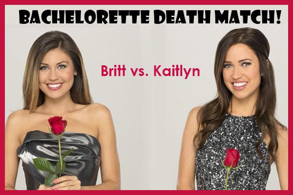 Britt Versus Kaitlyn